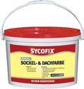 SYCOFIX Sockel- & Dachfarbe dunkelbraun 5 Liter - 1010366