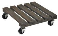 WAGNER Multi Roller Vintage 30x30 cm anthrazit - 20085401