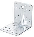 GAH Sl-Winkelverbinder Verz. 100X100X90X3 mm/(12 Stück) - 330521