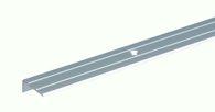 GAH Treppenkanten-Schutzprofil/1M Alu Silberf.Elox 24.5X10X1.5mm - 476656