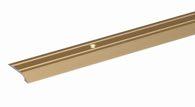 GAH Treppenkanten-Schutzprofil/1M Alu Goldf.Elox 30X6.5X2mm - 484088