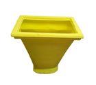 ALTRAD Schuttrutsche Einfülltrichter gelb 1x - ASDTE001TT