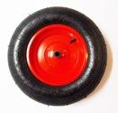 ALTRAD Ersatzrad rot 4,0x8 Rad für LIMEX Schubkarre - LX10214170