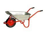 LIMEX Bauschubkarre rot 100 L  - LX55000020
