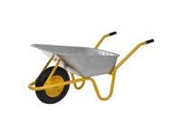LIMEX Bauschubkarre gelb 85 L - LX11000690
