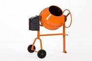LIMEX Betonmischer LIMEX 165LS mit Stahlkranz 230V - LX31060130