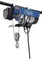Scheppach Elektrischer Seilzug max.400 kg HRS400 - 4906905000