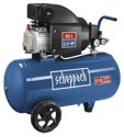 Scheppach Kompressor 50 ltr.,8 bar,1,5 KW HC54 - 5906103901