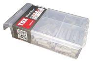 TOX Standard-Sortiment Miniset Beton 245 tlg.- 1 Stück - 94900041