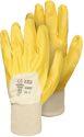 TRIUSO Baumwoll-Handschuh mit Nitril, SB-Karte, Größe 10/XL - H610