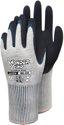 TRIUSO Comfort Plus - Baumwoll-Strickhandschuh mit Latex, SB-Karte, Größe 10 / XL - HWG33010