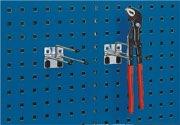 Bott Zangenhalter B45Xt175mm D.6mm F.Lochplatten - 14006003