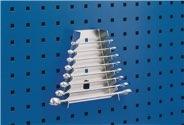 Bott Schraubenschlüsselhalter H180xB70/145xT40mm Anz.Aufnahmen 8 senkrecht - 14017002