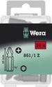 Wera 851/1 Z PH Bits 10 x PH 1x25