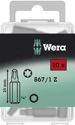 Wera 867/1 Z TORX® Bits 10 x TX 10x25