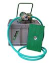 ZUWA Flachsaugset Kompakt mit COMBISTAR 2000-B; Impellerpumpe mit Motor, Kabel und Stecker - 110157