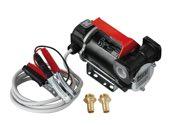 ZUWA Carry E 3000 , 1500/2900 min-1, 12/24 V; Dieselpumpe mit Tragegriff, Schalter und Kabel - 1206713N