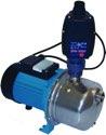 ZUWA Hauswasserwerk JET GP 100/E INOX 1200, 230 V; Elektronische Pumpensteuerung FLUOMAC/BRIO - 165010HWE