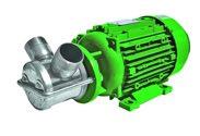ZUWA NIROSTAR 2000-D/PF, 900 min-1, 230 V; Impellerpumpe mit Motor, Kabel und Stecker - 190020