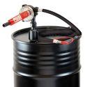 ZUWA Handkurbelpumpe m. Ansaugrohr u. Abgabeschlauch; für Diesel und Öl - P33252