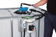 ZUWA Betankungsset PRO f.Harnstoff (AUS32/Adblue) 230 V; mit Membranpumpe, autom. Zapfpistole und Zählwerk - ZU81604KS325