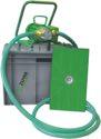 ZUWA Flachsaugset Kompakt mit UNISTAR 2000-B; Impellerpumpe mit Motor, Kabel und Stecker - 110151