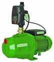 ZUWA Hauswasserwerk JET 100/E, 230 V; Elektronische Pumpensteuerung FLUOMAC/BRIO - 165007HWE
