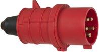 Brennenstuhl CEE-Stecker 400V/32A