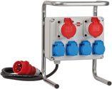 Brennenstuhl Kleinstromverteiler BKV 2/4 G IP44
