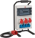 Brennenstuhl Tragbarer Stromverteiler BSV 4/32 FS