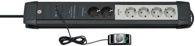 Brennenstuhl Premium-Line Comfort Switch Plus 2 + 4