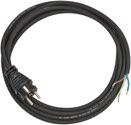 Brennenstuhl Anschlussleitung 3-polig 3m schwarz