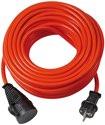 Brennenstuhl BREMAXX Verlängerungskabel IP44 20m rot AT-N05V3V3-F 3G1,5 - 1161760