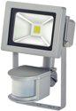 Brennenstuhl Chip-LED-Leuchte L CN 110 PIR V2 IP44 mit Infrarot-Bewegungsmelder - 1171250122 (EEK: A+)