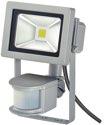 Brennenstuhl Chip-LED-Leuchte L CN 110 C PIR IP44 mit Infrarot-Bewegungsm. 10W 3m zur Wandmontage - 1171250602 (EEK: A)