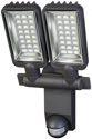 Brennenstuhl City LED-Strahler Duo Premium SV5405 PIR IP44 (EEK: A)