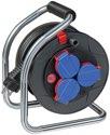 Brennenstuhl Super-Solid IP44 Kabeltrommel 10m schwarz