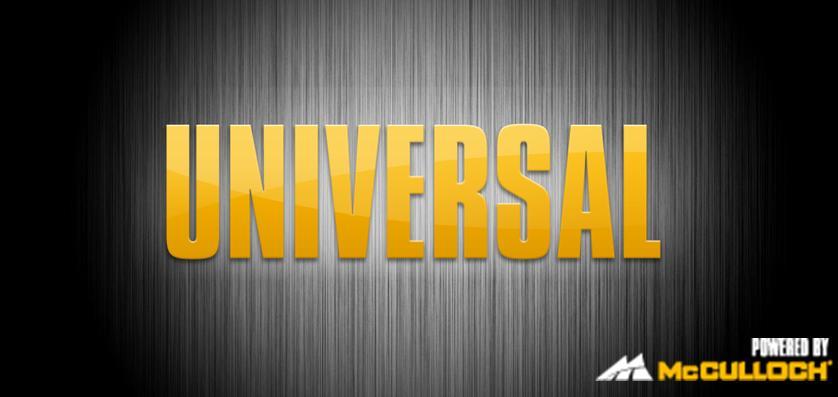 UNIVERSAL Zubehörprogramm (Powered by McCulloch)