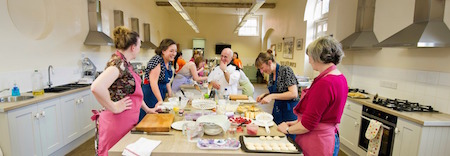 Cookery Courses at Seasoned