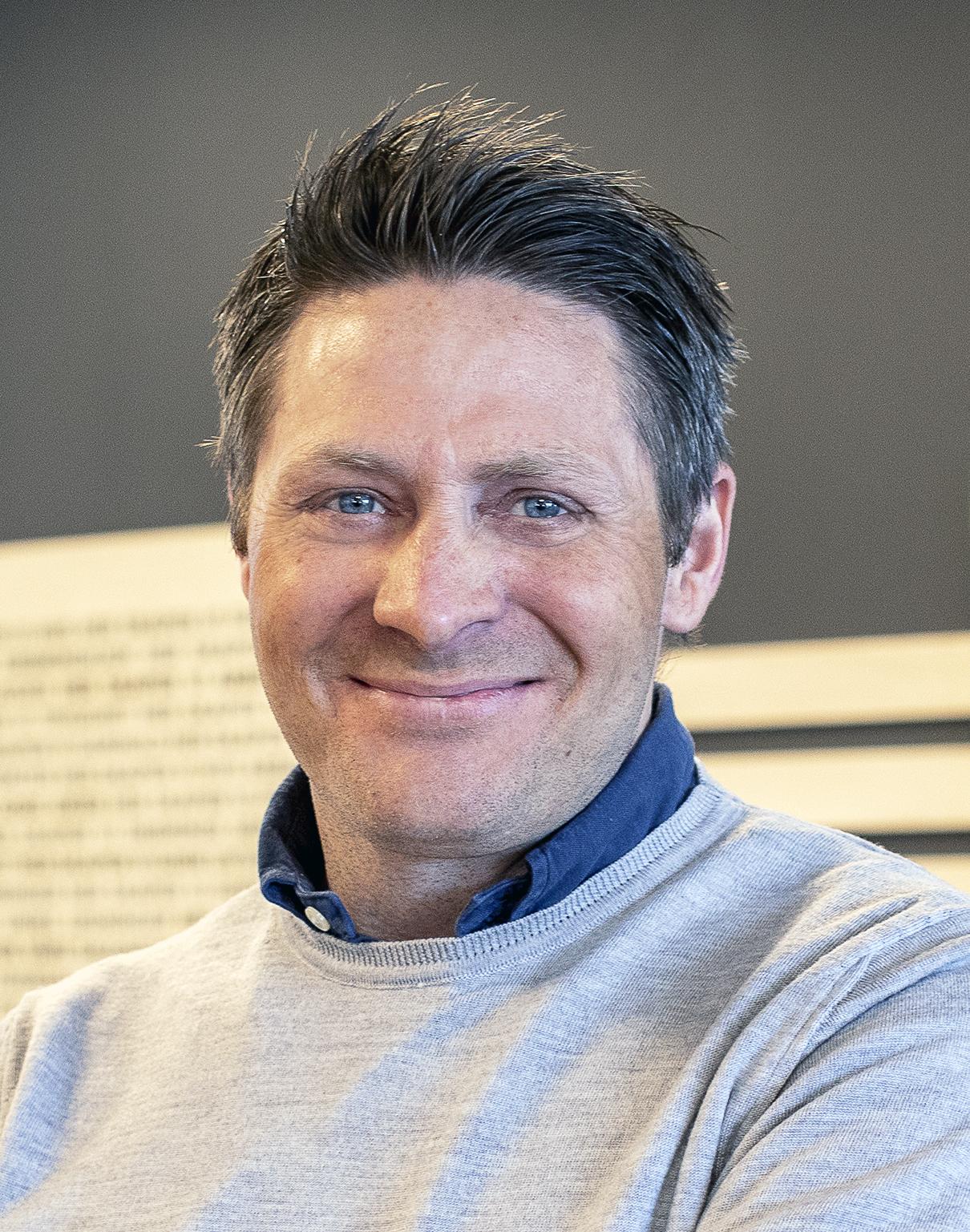 Ketil Strand, kjededirektør for Skalahus