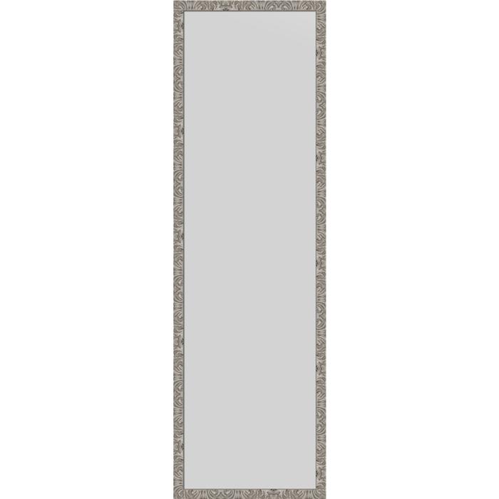 spiegel wandspiegel linda holz silber 45x160 cm modern. Black Bedroom Furniture Sets. Home Design Ideas
