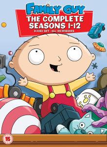 Family Guy - Seizoen 1-12 (DVD) (34 discs) voor €22,45