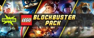 LEGO® Blockbuster Pack voor €9,59