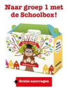 Gratis schoolbox voor kinderen in groep 1