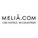 Kortingscode Melia.com voor 10% korting