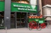 Gratis naar Heineken Experience (Geldt voor Amsterdammers)