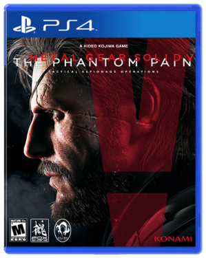 Metal Gear solid V: The Phantom Pain voor €5