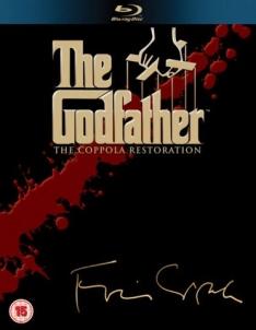 The Godfather Trilogy: Coppola Restoration (Blu-ray) voor €9,45