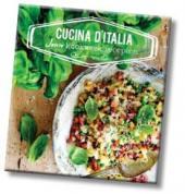 Vraag nu het Gratis kookboek Cucina d'italia t.w.v. €19,95 aan via Aviko