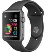Apple Watch Series 2 (Sportbandje, 42mm) Grijs voor €433